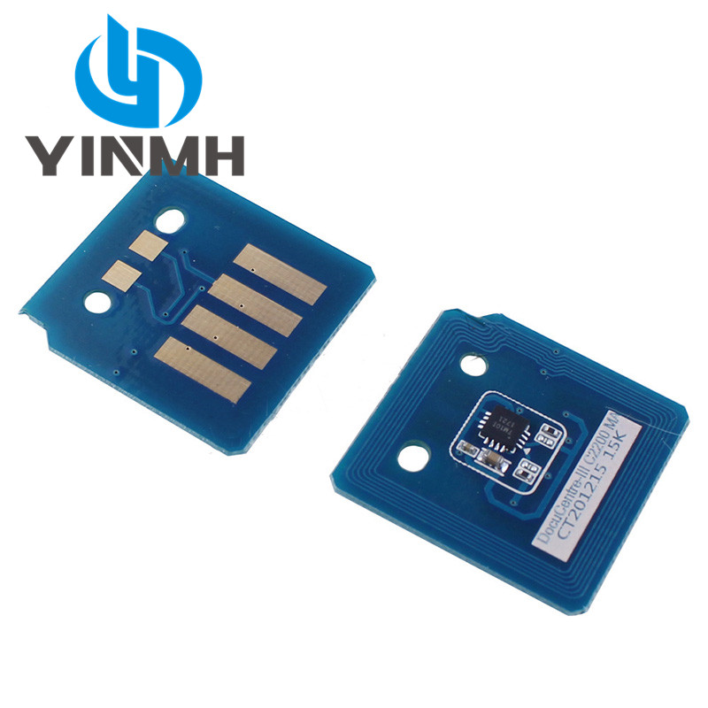 1pc Compatible New Toner Resetter Chips For Xerox Phaser 7500 Toner Cartridge Chip 106R01446 106R01443 106R01444 106R01445