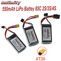 Infinity Battey LiPo 2S 550 мАч  7 4 В  3S  11 1 В  14 8 в  в  85C  JST  XT30  SY60  штекер для FPV Racing Drone Quadcopter