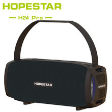Hopestar Portable Bluetooth Speaker Wireless Column 3D Stereo Playe Subwoofer Music Center Super Bass 2400mAh Battery BoomBox(China)