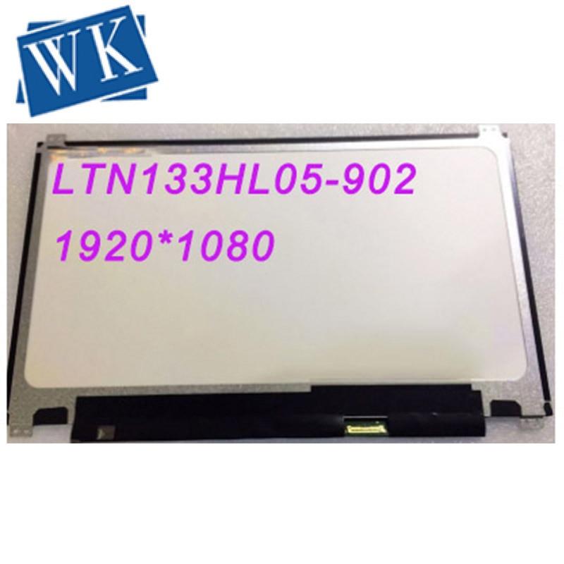LTN133HL05-902 For Lenovo FRU 01AW153 DP/N:SD10K32422 FHD 13.3