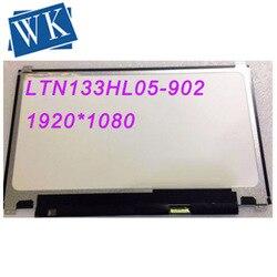 LTN133HL05-902 For Lenovo FRU 01AW153 DP/N:SD10K32422 FHD 13.3LED LCD Screen LTN133HL05 902