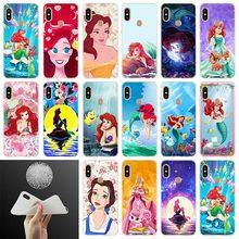 Princess Ariel Soft Case Cover For Xiaomi