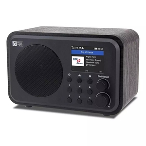 Интернет радиоприемник, Wi Fi, WR 336N Портативный цифровое радио с Перезаряжаемые Батарея, bluetooth приемник|Радиоприёмники|   | АлиЭкспресс