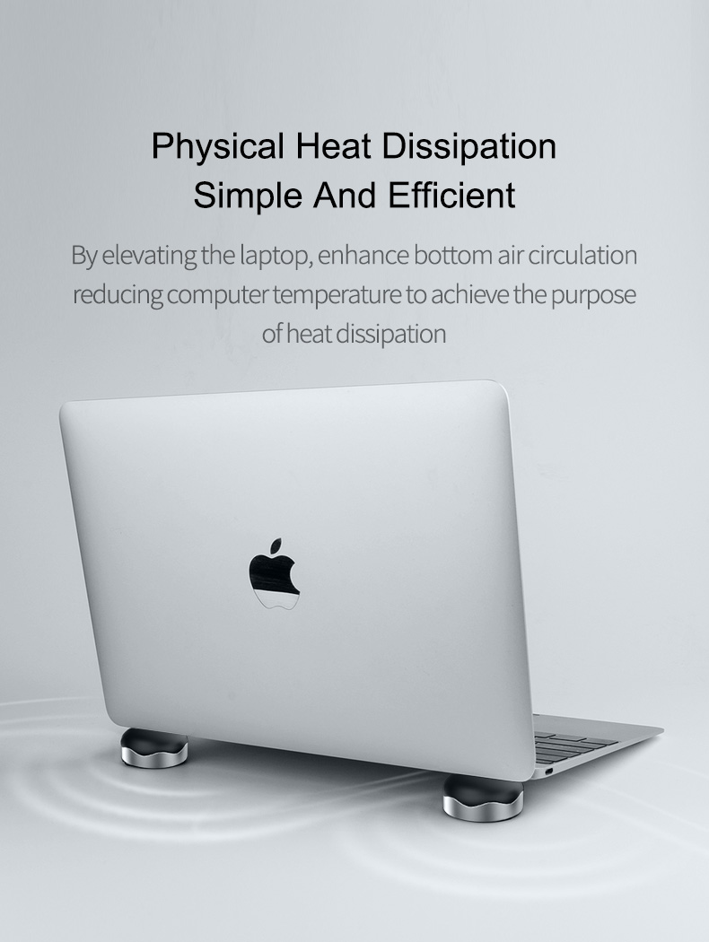 Hagibis Laptop Stand Portable Cooling Pad For Notebook