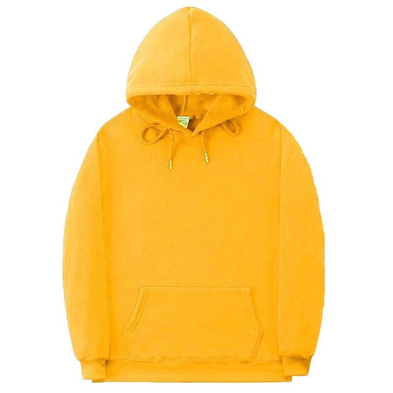 Fashion streetwear Hoodie Sweatshirt Multiple Colour Men Women Hoodies Pullover 17