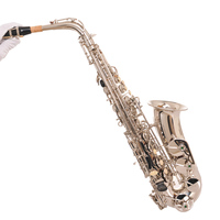 JM Alto Saxophone Eb Flat Saxophone Nickel silver Brass Sax Professional musical instrument Free shipping