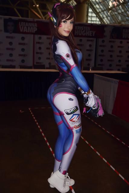 d.va Cosplay Costumes Superhero Zentai Suit dva Halloween Bodysuit Adults Kids 2