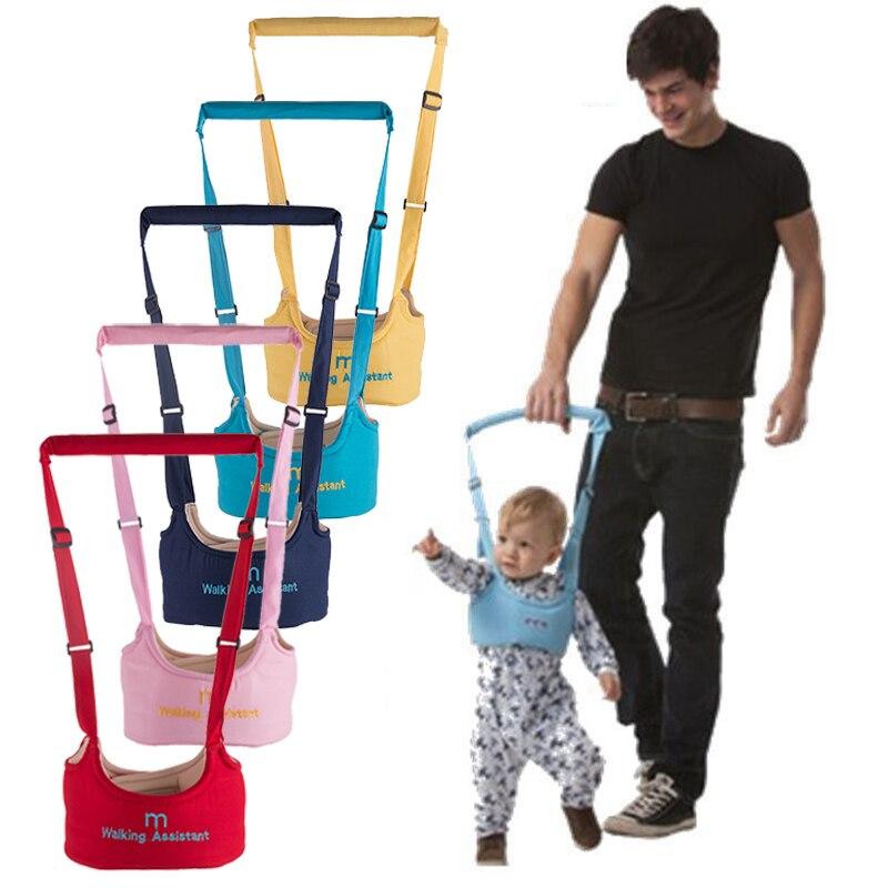 Baby Walker Assistant Baby Harness Toddler Leash For Kids Learning Walking Baby Belt Child Safety Harness Assistant Safe Reins