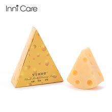 Мыло для лица с сыром мытья глубокое очищение кожи уход за увлажняющим