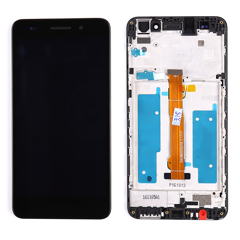 <font><b>LCD</b></font> Display for Huawei Honor 5A Y6 II Y6II Y6 <font><b>2</b></font> CAM-L23 CAM-L03 CAM-L21 CAM-AL00 <font><b>LCD</b></font> Display Touch Screen with Frame image