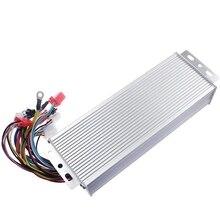 72V 1500W бесколлекторный регулятор частоты вращения двигателя для электрического велосипеда велосипедов и мотоциклов скутер