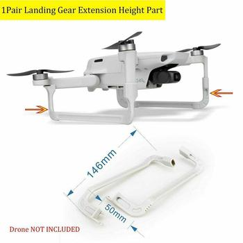 1PC Extended Landing Gear Leg Support Protector Extension For DJI drone accessories Fit 2 Replacement Pro/Zoom Mavic A8X5 image