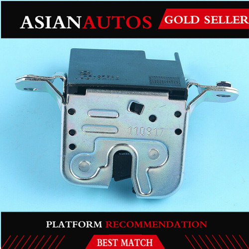 7P0827505G Back Rear Tailgate Boot Trunk Lid Lock Latch Fit For VW Touareg 11-16