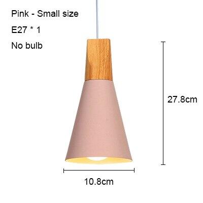 Pink 108mm no bulb