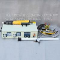 Automatische elektro pulver spray gun maschine beschichtung maschine
