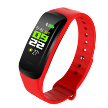 2019 smart watch wristband New style color intelligent bracelet multi-function heart rate sleep pedometer movement