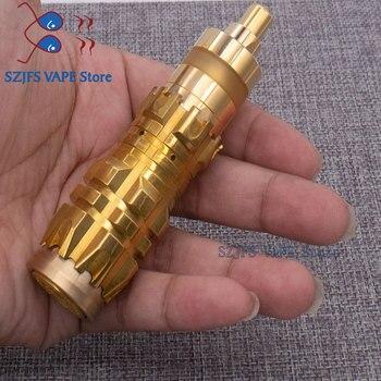 vape kit 16mm built in battery 2ML 0.3ohm coil tank 510 Mod vape hookah electronic cigarette vapor kit vs  Dvarw 16 24  MTL RTA недорого