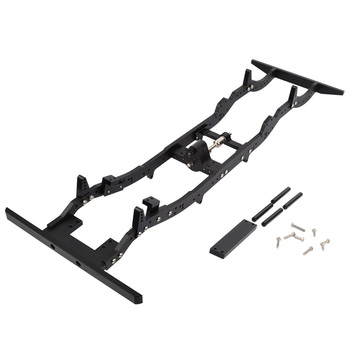 HOT-RC Car Upgrade Parts Metal Frame Girder Frame Beam Chassis Brace for 1/10 SXC10 SXC10II D90 D110 RC Car Off-Road Rock Crawle