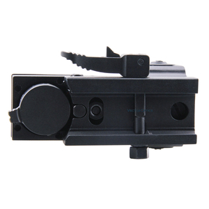Image 5 - Vector Optics Sable 1x25x34 Tactical Multi Reticle Green Red Dot Sight with QD 20mm Weaver Mount For Dear Shooting Hunting