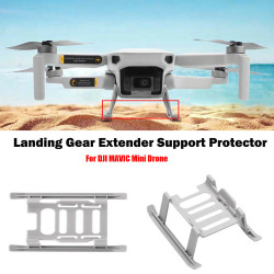 Landing Gear Extensions Leg Height Extender Protector for DJI Mavic Mini Dron Mini Drone Landing Gear Extender Support Protector