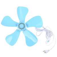 AC 110V 220V 5 Leaves 12.5inch Silent Household Dormitory Bed Hanging Fan Switch Ceiling Fan Energy Saving Cooling Fan