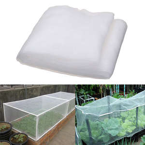 Net Garden Mesh-Net Care-Cover Greenhouse-Protective-Net Anti-Bird Pest-Control Vegetables