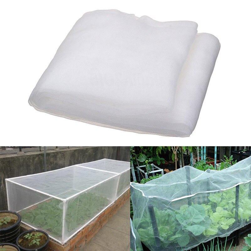 Защитная сетка для теплицы, покрытие для ухода за фруктами и овощами, сетчатая сетка для растений, сетчатая сетка для борьбы с вредителями в саду|Садовая сетка|   | АлиЭкспресс