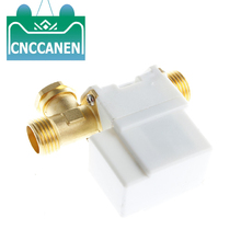 Brass Solenoid-Valve Water-Air-Control Electric 220V DC AC for Normally Air-Solar-System