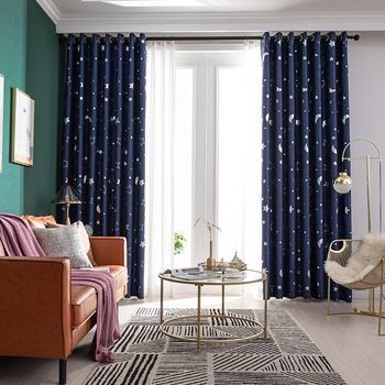 Modern Blackout Curtains For Window 2