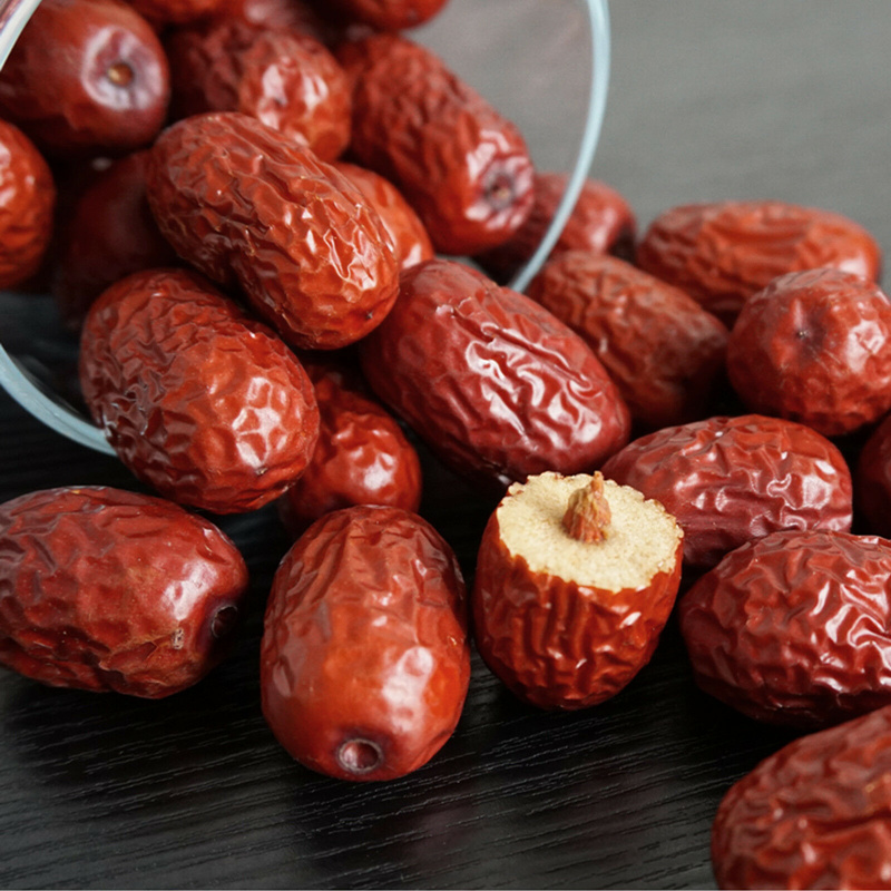 Natural Healthy Food Snack JUJUBE Chinese 100% Organic Dried Red Dates