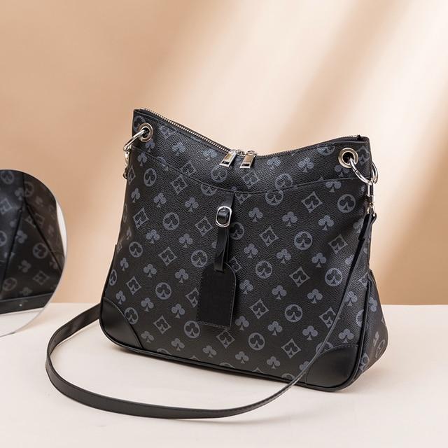 Luxury Large Capacity Bucket Bag  4