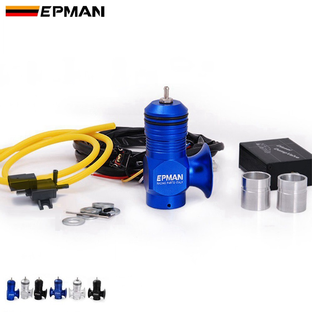 EPMAN Electrical Turbo Diesel Dump Blow Off Valve Kit For FORD FIESTA FOCUS TDCI TDI ECT All Turbo Diesel DBBOV1003/DBBOV1002|valve kit|turbo diesel|blow off - title=