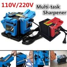 Multi-Task Sharpener Drill-Bit Grinding-Scissors Electric Fruit-Knife Household 110v/220v