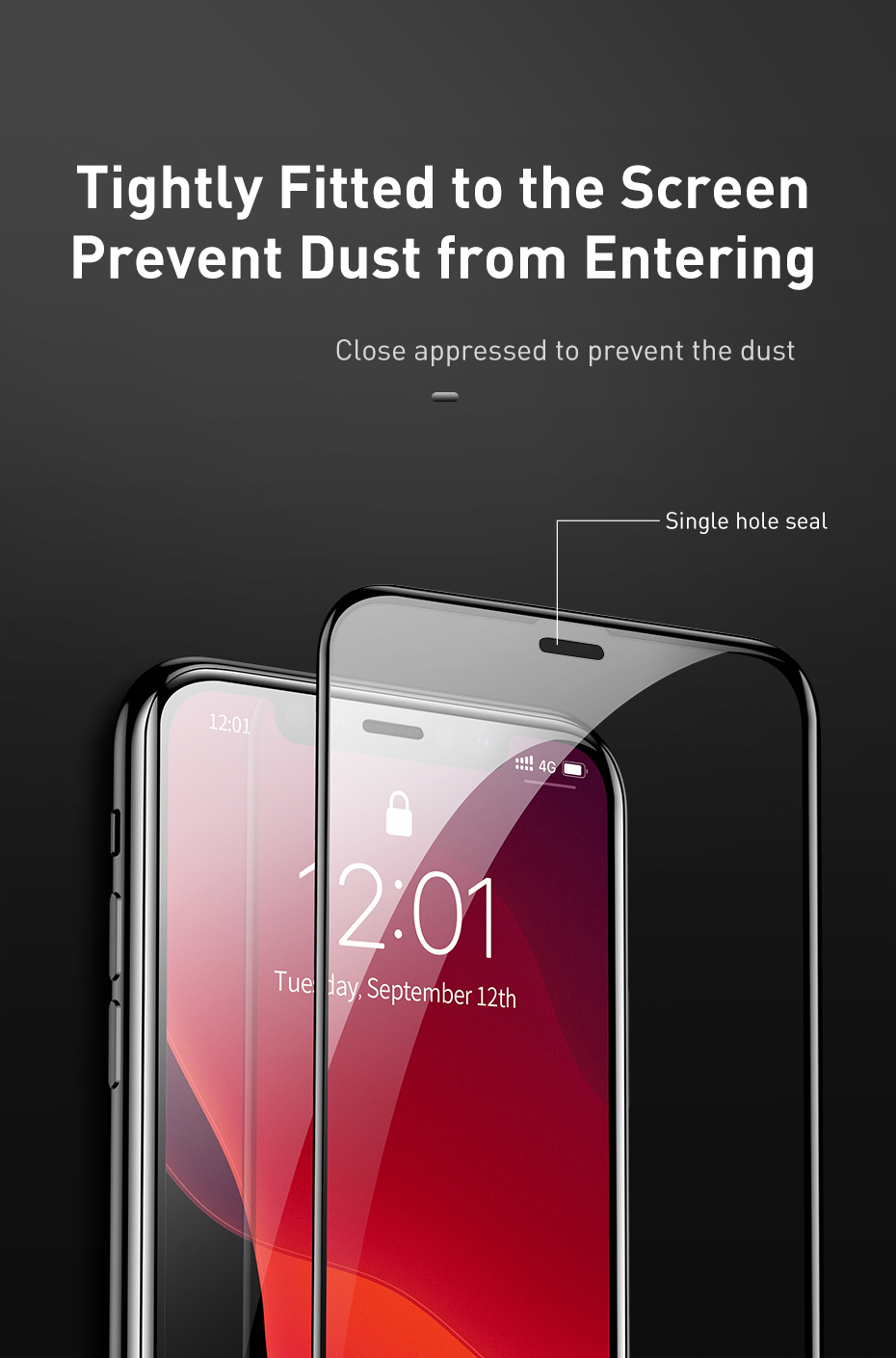 Tempered glass for iphone xi max xir (6)
