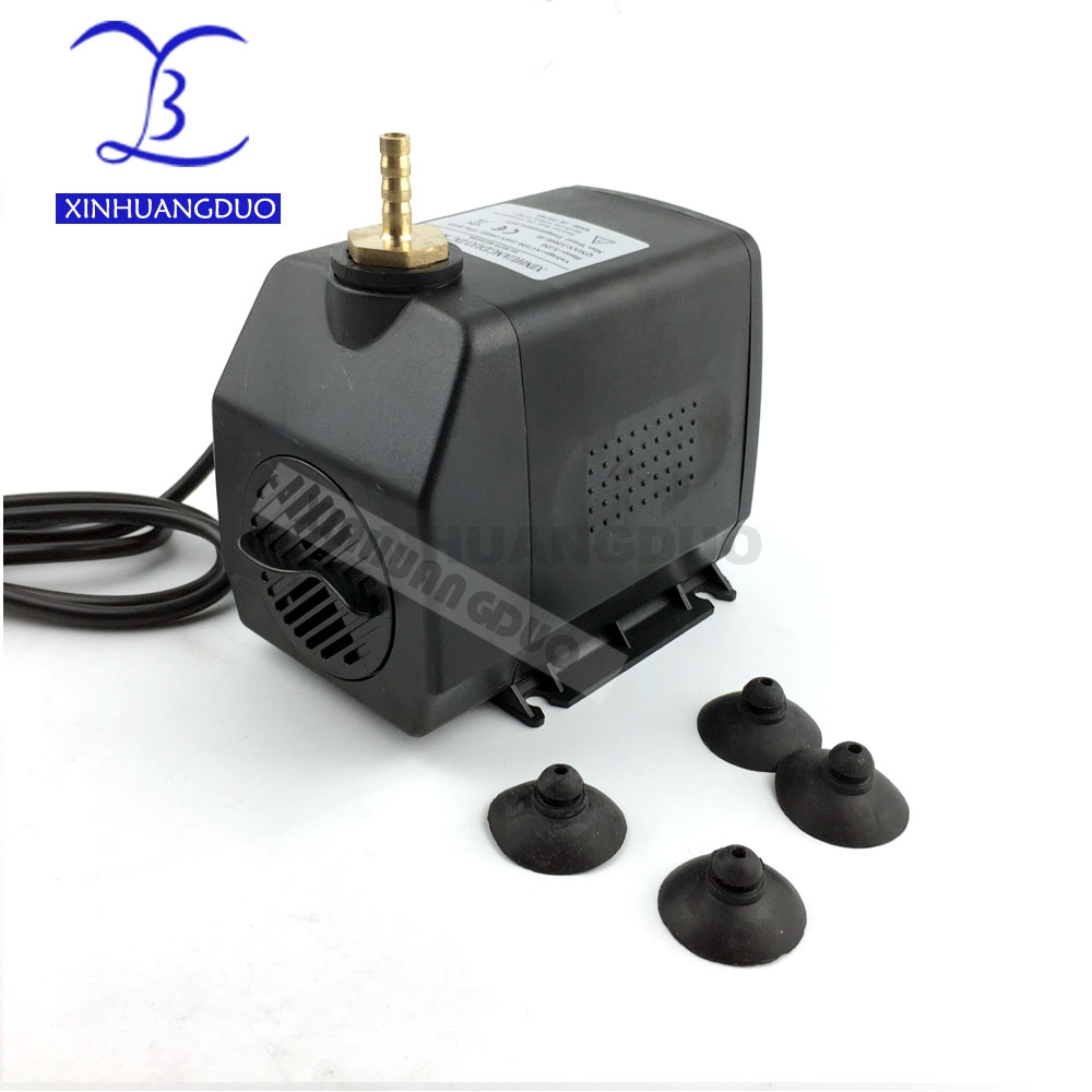 75W 220V Water Pump Spindle Motor Cooling 3.2m for CNC Router Engraving Machine