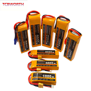 3S RC LiPo Battery 11.1V 1500 1800 2200 3300 3500 4200 5200 6000 10000mAh RC Drone Airplane Aircraft Car 3S RC Lithium Batteries