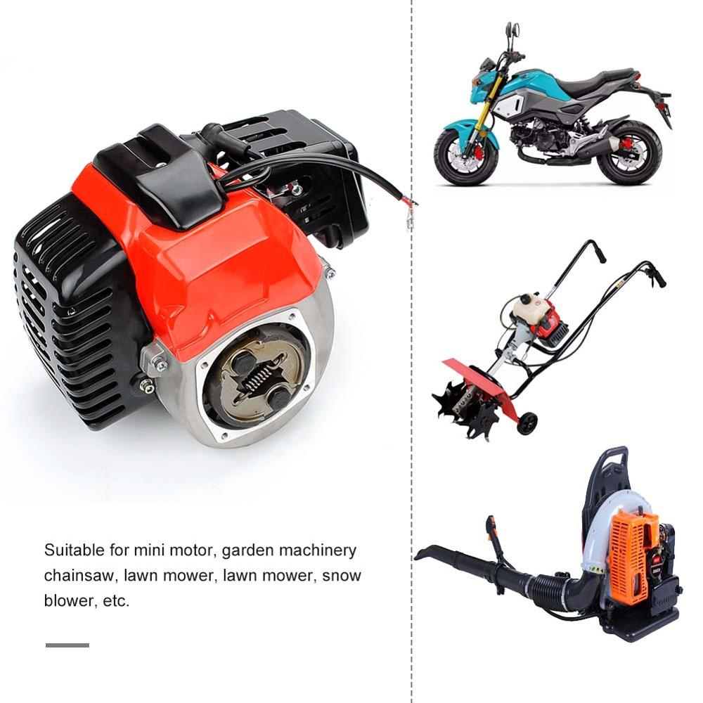 43CC Engine Two Stroke Suitable For Mini Motorcycle Garden Machinery Chainsaw Mower Accessories