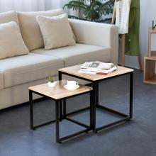 Furniture Coffee-Tables Table-Hwc Nordic-Light Wooden Cafe Living-Room Modern Square
