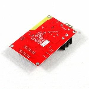 Image 2 - Бесплатная доставка, компактная графическая Беспроводная светодиодная смарт карта управления Hub75B с Wi Fi