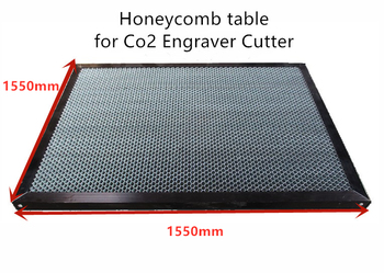 1550*1550mm aluminum laser honeycomb table honeycomb platform laser machine parts special honeycomb for sheet material фото