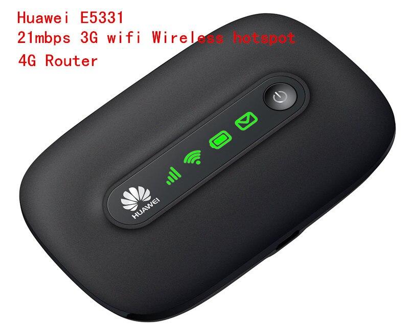 Huawei E5331 3g Hotspot Router Hspa 3g Wifi MIFI Dongle 21mbps 3G Wifi Wireless Hotspot  Mini 3g 4g Wifi Router