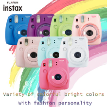 Imaging-Camera Fuji Instax Mini9 Mini8-Upgrade Multi-Color Unpacking Only