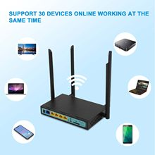 Wi-Fi 4G router ZBT-WE2416 5 Puerto router con tarjeta SIM USB WAP2 802.11n/u/b/g 300Mbps 2,4G router LAN WAN 10/100M PCI-E routet(China)