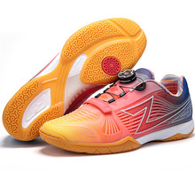 Original men women table tennis shoes Sports Sneakers Mens Stability Anti-slip Zapatillas Deportivas Mujer ping pong racket shoe(China)
