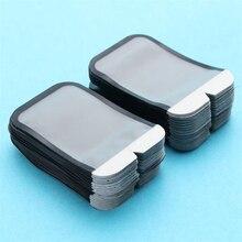 500/1000 шт. 33x44 мм конверты для стоматологических барьеров одноразовые Размеры 2 защитный чехол Сумки для фосфористая пластина зубные цифровой Рэй развертки X