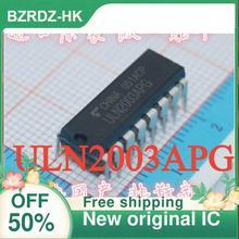 10PCS/lot  ULN2003APG DIP16 ULN2003AG ULN2003AN  New original IC