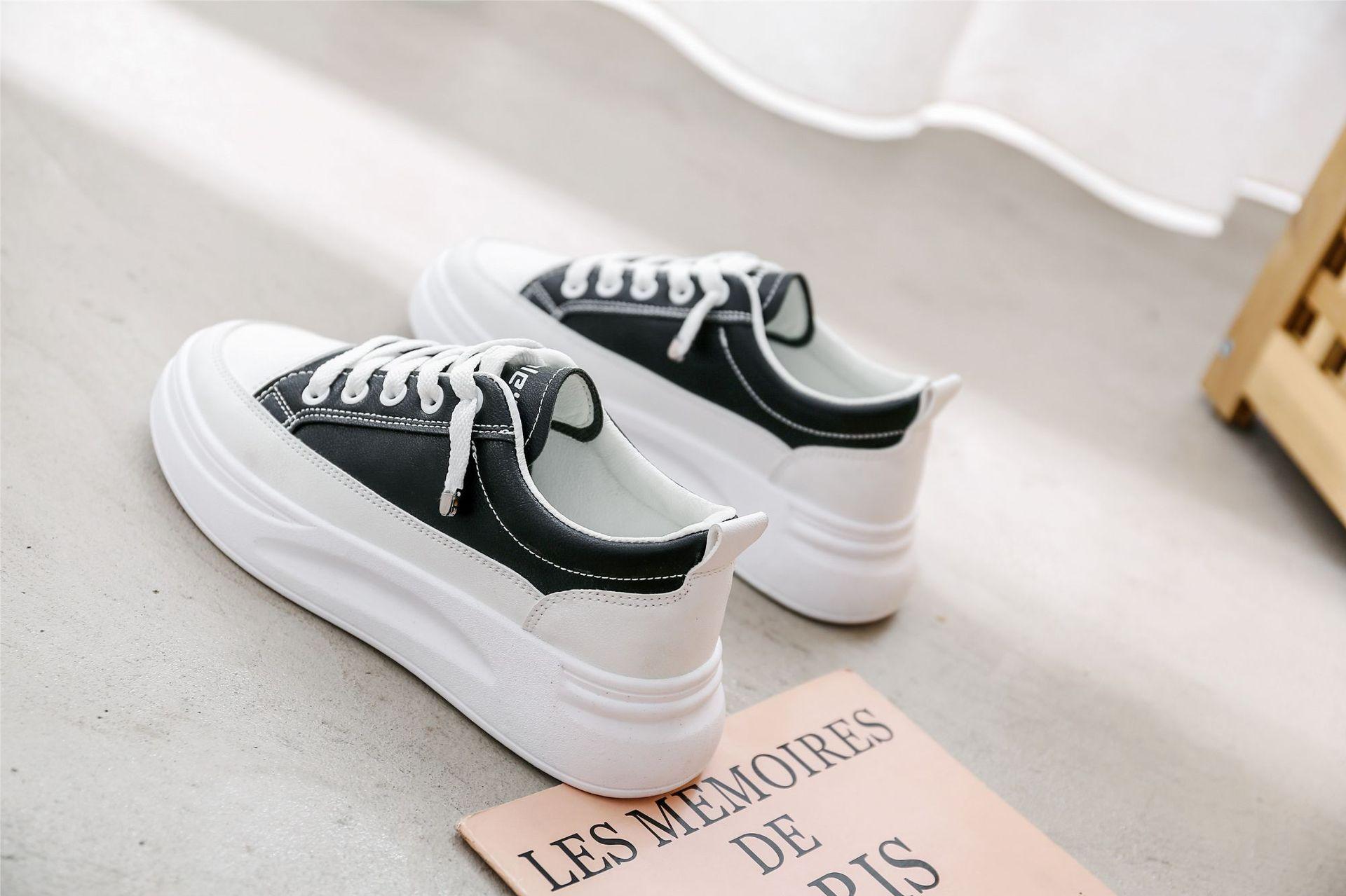 moda sapatos planos senhoras respirável costura