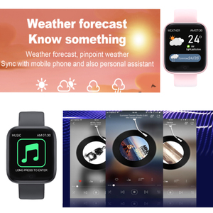 Image 4 - 2020 New Sports Smart Watch Women Men Outdoor Fitness Tracker Heart Rate  Blood Pressure  Bluetooth SmartWatch for Andriod Aple