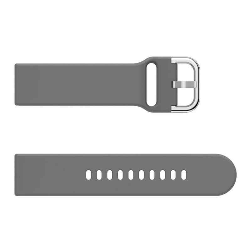 ل سامسونج S2 الرياضة/غالاكسي نشط ساعة R500 42 مللي متر حزام سوار اكسسوارات استبدال سيليكون المعصم حزام ساعة ذكية حزام