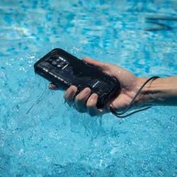 Смартфон с камерой 64 мп, 8 ГБ + 128 ГБ, мобильный телефон, термокамера, прочный телефон, Android 10, Helio P90, Восьмиядерный, 6600 мАч, Ulefone Armor 9